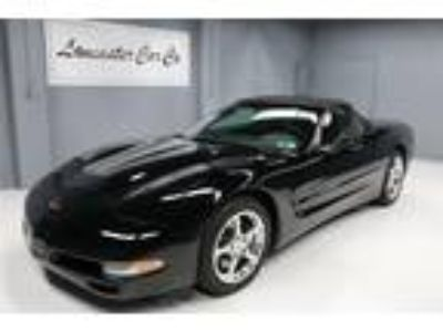 Used 2004 CHEVROLET CORVETTE For Sale