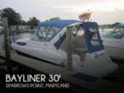 Bayliner - 305 Cruiser