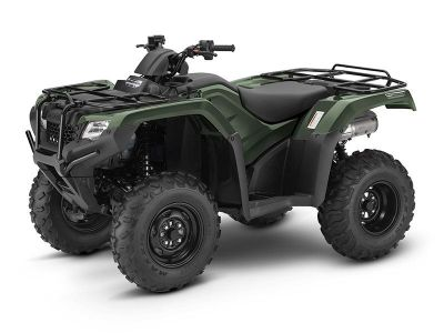 2017 Honda FourTrax Rancher 4x4 DCT IRS Utility ATVs Cedar City, UT