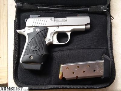 For Sale: Kimber Micro 9 Stainless