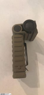 For Sale: Streamlight Sidewinder USMC Military Light