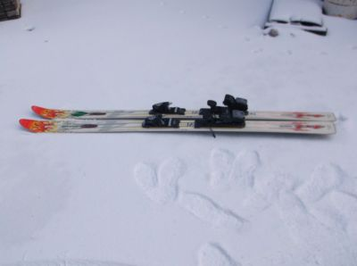 Dynastar 4X4 Powertrack Skis