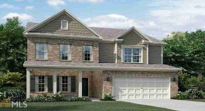 62 Pebble Pond Dr Lilburn Five BR, The Alden plan built by