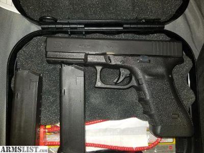 For Sale/Trade: Gen 3 glock 17 like new