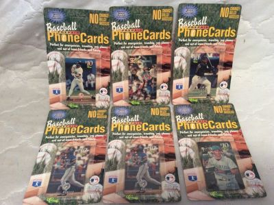Cards: Classic $10 Phone Card (6)