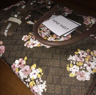 NWT Nine West Large Tote