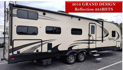 2018 Grand Design REFLECTION 285BHTS