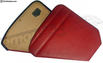 Zwitter-Early Oval Interior Quarter Panels/Cards