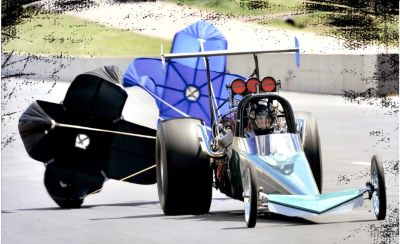 "256"" Rear Engine Dragster"