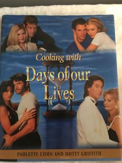 Days of our Lives Cookbook