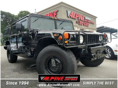 1998 AM General Hummer Wagon (Black)