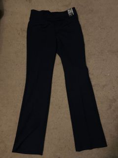 Large tall pull on dress pant