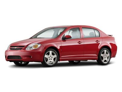 2009 Chevrolet Cobalt LT (Gold Mist Metallic)