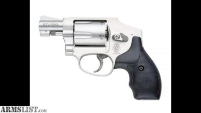 For Sale: S&W 642 no lock
