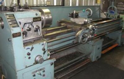 $9,800, Nice Victor Lathe 20 x 80 Good Shape