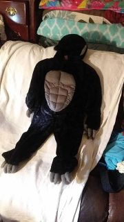 Monkey costume thick size 3t