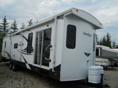 2013 Forest River Sandpiper Destination 392FLKB