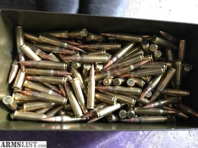 For Sale/Trade: 308 FMJ 150 grain 500 rounds