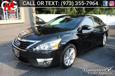 2015 Nissan Altima 2.5 SL (Super Black)