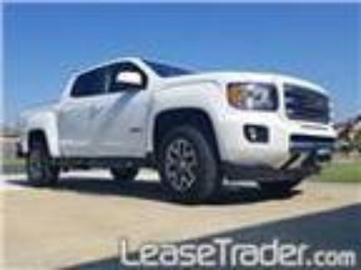 2017 GMC Canyon SLE Crew Cab Lease