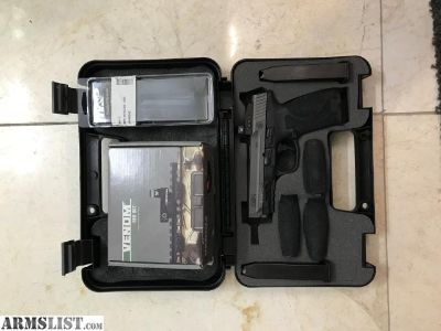 For Sale: M&p 2.0 with red dot