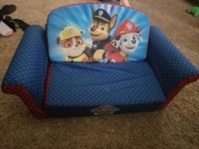 Paw Patrol Couch
