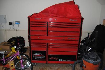 Snap-on Tool Box 30th Anniversary Edition