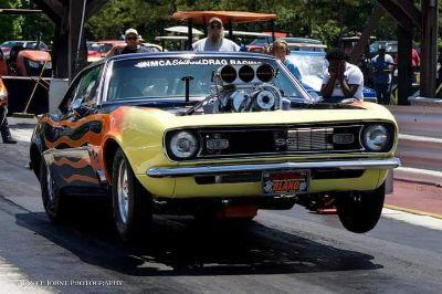 1967 Camaro Blown
