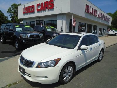 2008 Honda Accord EX (White)
