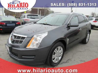 2010 Cadillac SRX Luxury Collection (Gray)