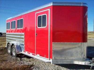 2016 Featherlite Trailers 9409-673H Horse Trailers Roca, NE