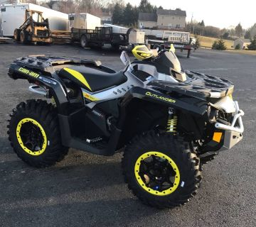 2018 Can-Am Outlander X XC 1000R Utility ATVs Grantville, PA