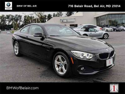 Used 2014 BMW 4 Series 2dr Cpe AWD