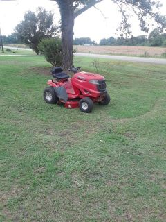Troy- B Riding Mower