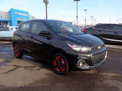 2017 Chevrolet Spark 1LT (Black)