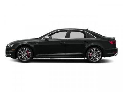 2018 Audi S4 Premium Plus (Mythos Black Metallic)
