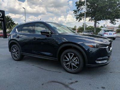2018 Mazda CX-5 Grand Touring (Deep Crystal Blue Mica)