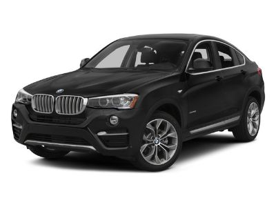 2015 BMW X4 xDrive28i (Not Given)