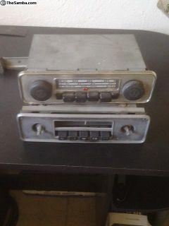 vw radios one working