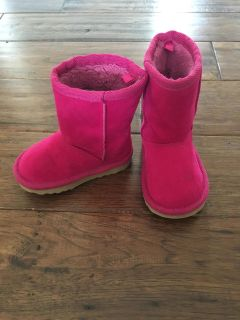 Toddler girls Size 4- Children s Place Boots