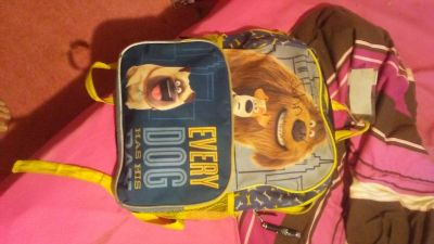 Secret life of pets backpack