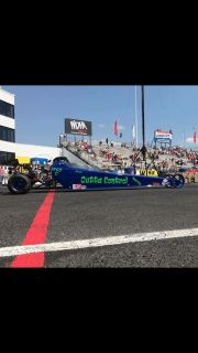2005 Mike Bos Jr Dragster