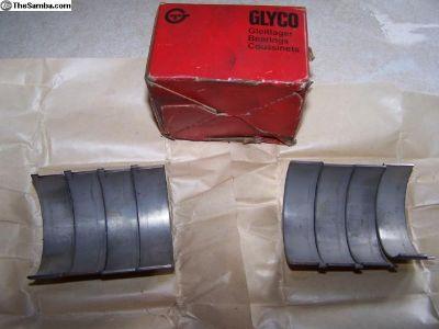 36HP thru 59 Glyco STD.Rod Bearing Set 111-105-701