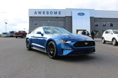 2018 Ford Mustang Premium (blue)