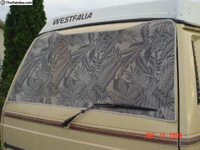 Rear Window Sunshade or SunBlock