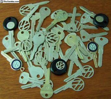 Got Keys? VW Lock & Key Sales / Services