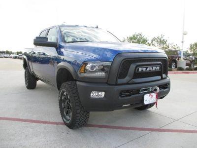 2018 RAM 2500 POWER WAGON CREW CAB 4X4 6'4 B (Blue Streak Pearlcoat)