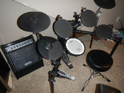 $750 Roland electric drums