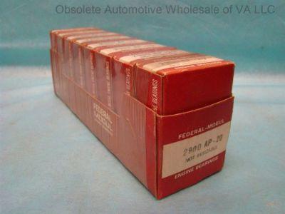 Sell 1950 - 76 Olds Pontiac 287 303 316 347 350 389 400 421 428 455 Rod Bearings 020 motorcycle in Vinton, Virginia, United States, for US $80.00
