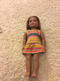Leah the American girl doll she is not able to buy in stores anymore